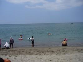 唐津浜海水浴場